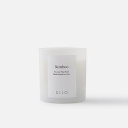 Bamboo & Green Tea Scented Candle