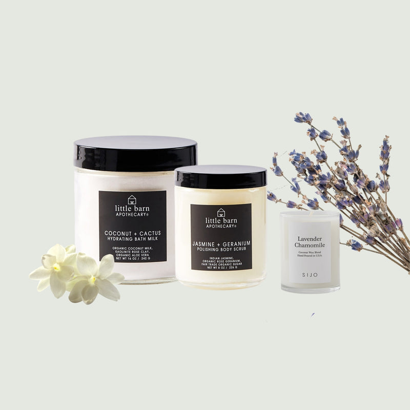 Spa Night Bundle