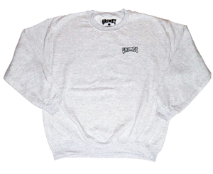 Grimey 'ESSENTIALS' Embroidered Crewneck