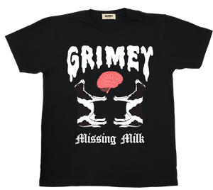 Grimey 'Missing Milk' T-Shirt