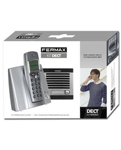 Wireless Intercom DECT Kit [FER-1200]
