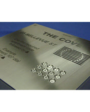 316 Stainless Steel Panel