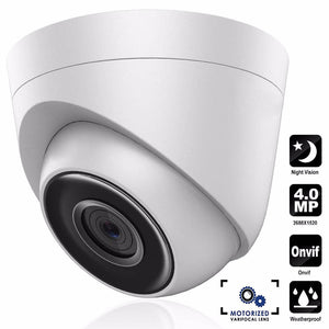 4MP IP Variable Dome