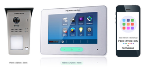 2-Wire IP App Video Intercom Kit [FVI-6040APP]