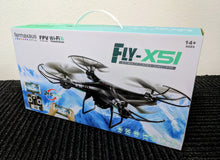 FLY-X51 RC Drone Quadcopter with HD Wifi camera