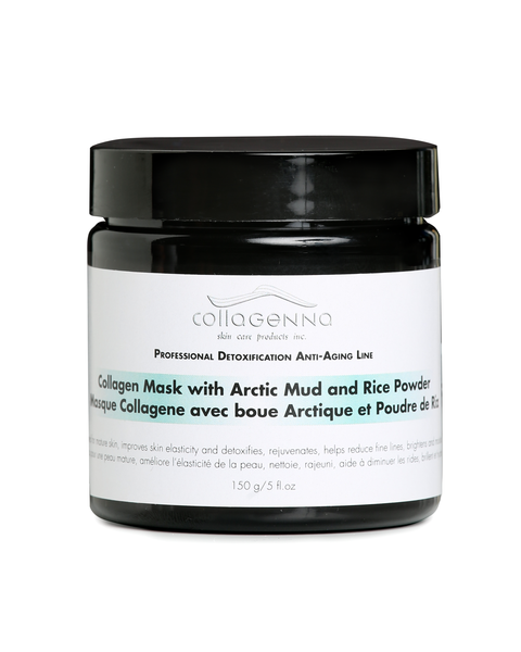 Collagen Mask with Arctic Mud & Rice Powder 120 ml (5 fl oz)