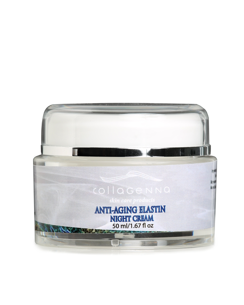 Anti-Aging Elastin Night Cream 50 ml (1.67 fl oz)