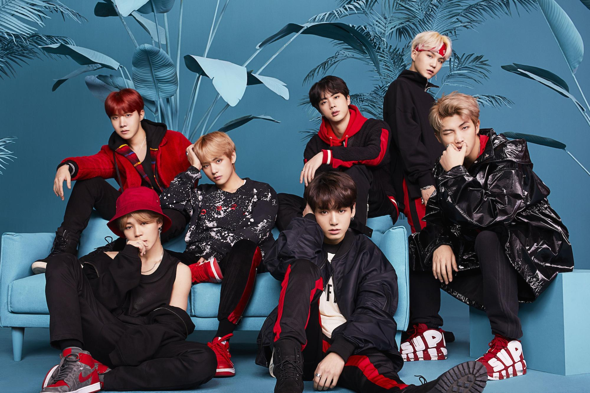 BTS FACE YOURSELF CHECK OUT THEIR SHOCKING NEW LOOKS!