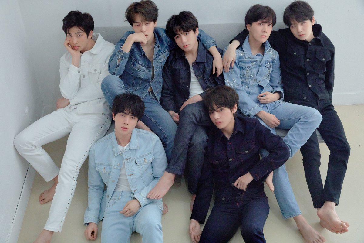 BTS REVEALS GORGEOUS ALL NEW CONCEPT PHOTOS FOR LOVE YOURSELF 'TEAR'