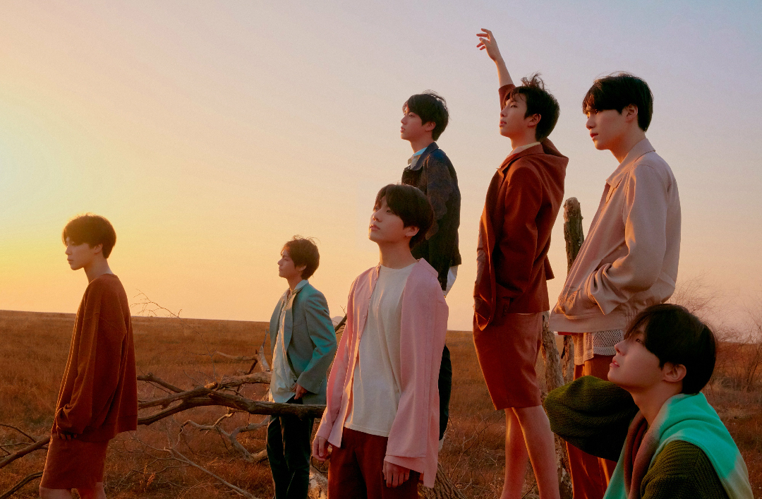 BTS UNVEILS 'U' and 'Y' TEAR Concept Photos!