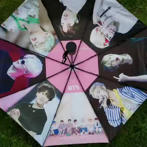 [BTS] BTS PERSONA MAP OF THE SOUL UMBRELLA - Kpop FTW