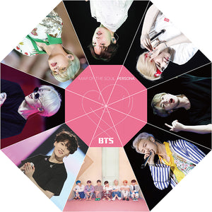 [BTS] BTS PERSONA MAP OF THE SOUL UMBRELLA