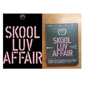 [BTS] 2ND MINI ALBUM - SKOOL LUV AFFAIR