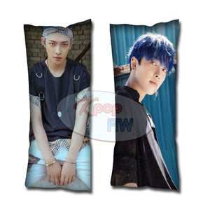 [ATEEZ] ZERO FEVER Part 1 HongJoong Body Pillow Style 3