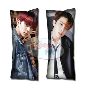 [ATEEZ] ZERO FEVER Part 1 Jongho Body Pillow Style 2