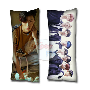 [ATEEZ] ZERO FEVER Part 1 San Body Pillow Style 1