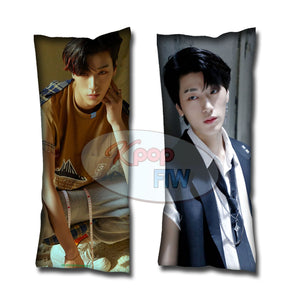 [ATEEZ] ZERO FEVER Part 1 San Body Pillow Style 2