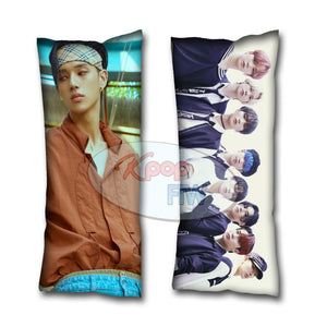 [ATEEZ] ZERO FEVER Part 1 Wooyoung Body Pillow Style 1