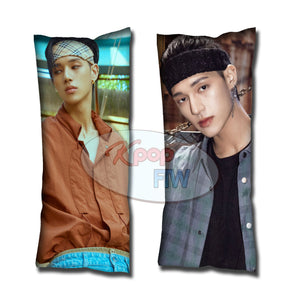 [ATEEZ] ZERO FEVER Part 1 Wooyoung Body Pillow Style 2