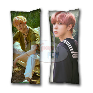 [ATEEZ] ZERO FEVER Part 1 Yunho Body Pillow Style 2