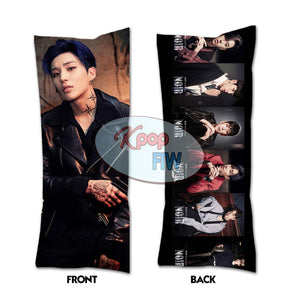 BAP Noir Jongup Body Pillow