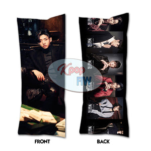[BAP] Noir Bang Yong Guk Body Pillow - Kpop FTW