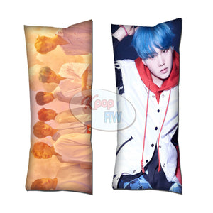 BTS LOVE YOURSELF Suga Body Pillow