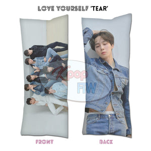 [BTS] LOVE YOURSELF 'TEAR' Jimin Body Pillow - Kpop FTW