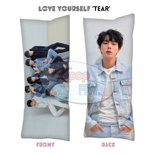 [BTS] LOVE YOURSELF 'TEAR' Jin Body Pillow - Kpop FTW