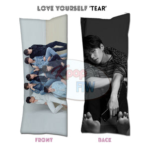 [BTS] LOVE YOURSELF 'TEAR' Suga Body Pillow - Kpop FTW