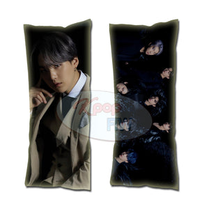 [BTS] Map Of The Soul: 7 Suga Body Pillow Style 1 - Kpop FTW