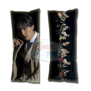 [BTS] Map Of The Soul: 7 Suga Body Pillow Style 3