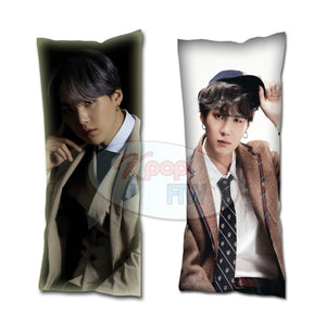 [BTS] Map Of The Soul: 7 Suga Body Pillow Style 4 - Kpop FTW