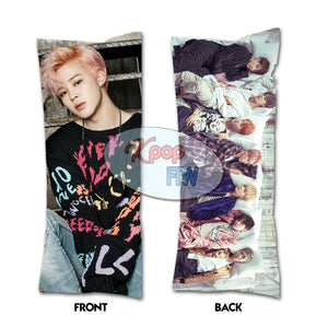 [BTS] 'You Never Walk Alone' Jimin Body Pillow - Kpop FTW