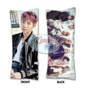 BTS You Never Walk Alone Rapmon Body Pillow