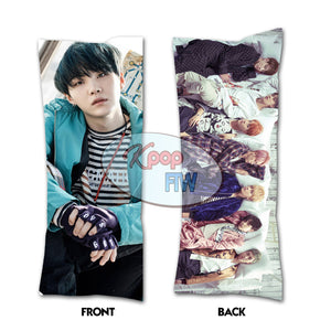 BTS You Never Walk Alone Suga Body Pillow - Kpop FTW