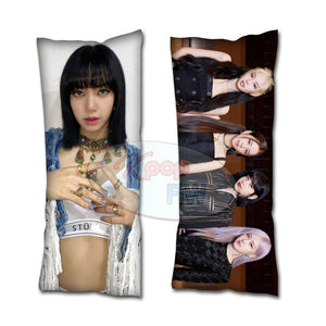 [BLACKPINK] How You Like That LISA Body Pillow - Kpop FTW
