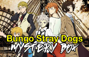 Bungou Stray Dogs Mystery Box | Anime Mystery Box | Limited Quantities |