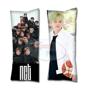 nct chenle kpop body pillow