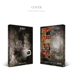 Official EXO [UNIVERSE] Special Winter Album - Kpop FTW