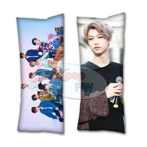 felix stray kids pillow