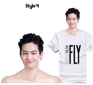 GOT7 Clothing Hangers