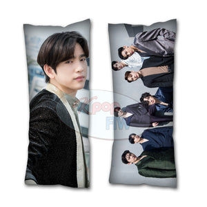 [GOT7] Call My Name / Keep spinning World Tour Jinyoung Body pillow - Kpop FTW