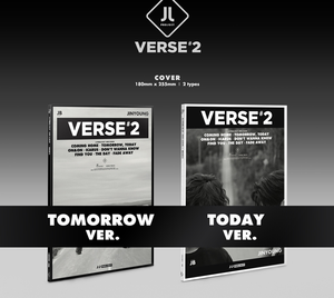 [GOT7] JJ PROJECT ALBUM - VERSE 2