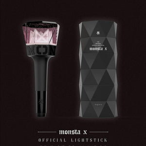 [MONSTA X] OFFICIAL LIGHT STICK - Limited Stock