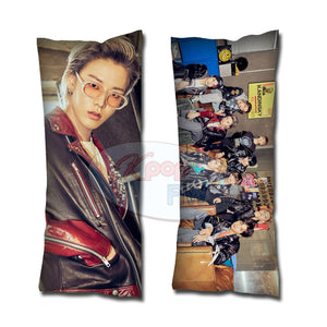 [NCT 127] NEO ZONE / Kick It Yuta Body Pillow - Kpop FTW