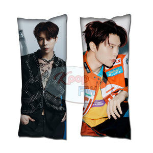 [NCT 127] The Final Round Johnny Body Pillow Style 2 - Kpop FTW