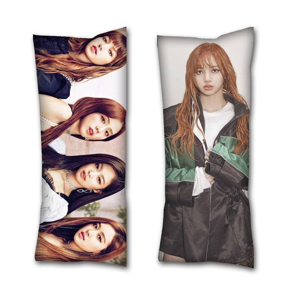 Blackpink Lisa Body Pillow Kpop Ftw