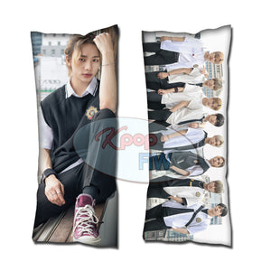 [STRAY KIDS] 'GO' Hyunjin Body Pillow Style 1 - Kpop FTW