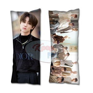 [SEVENTEEN] 'AN ODE' The8 Body pillow Style 1 - Kpop FTW